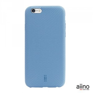 Aiino B-Ball Case - iPhone 6 / 6S bőrtok - kék