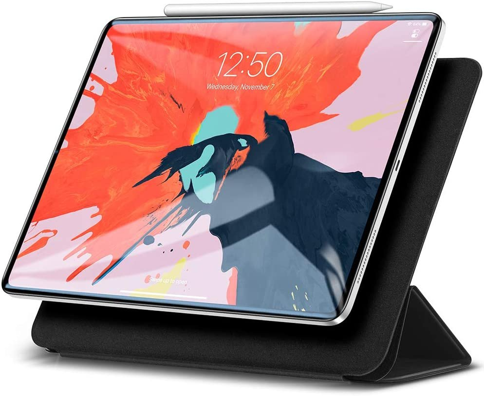 "ESR Yippee Magnetic - iPad Pro 12.9"" (2018) tok - fekete"