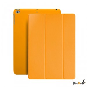 "Khomo Slim - iPad 9.7"" (2018 / 2017) / iPad Air tok - narancs"