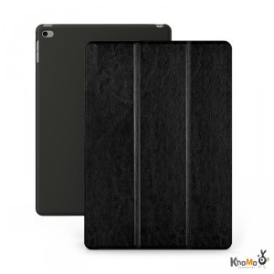 Khomo Leather - iPad Air 2 tok - fekete