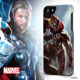 Marvel - Thor iPhone 5 / 5S / SE tok