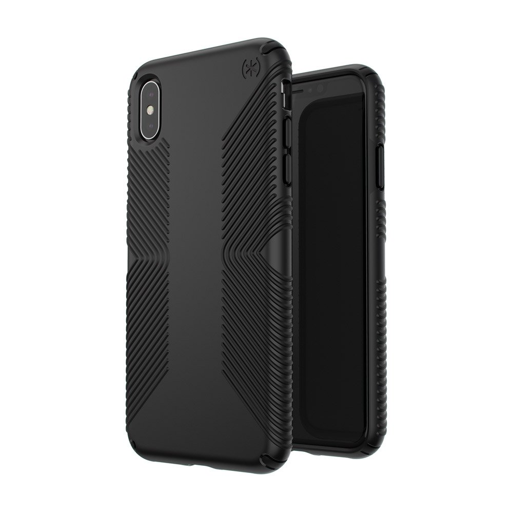 Speck Presidio Grip - iPhone XS Max tok - fekete