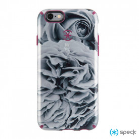 Speck Inked Luxury Edition - iPhone 6 / 6S tok - Shimmering Rose / Cabernet Red
