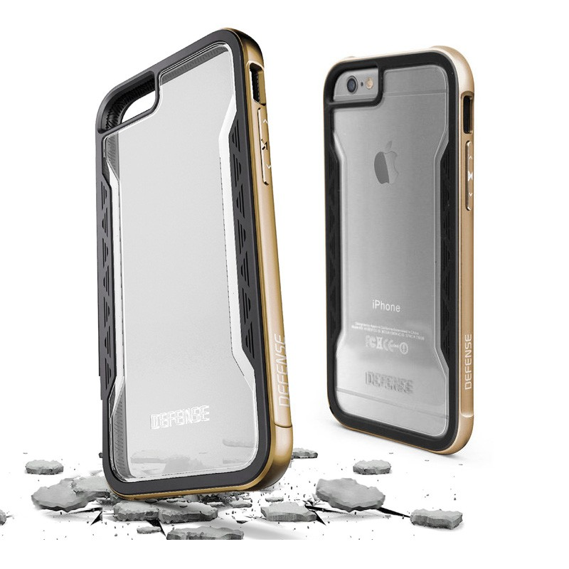 X-Doria Defense Shield - iPhone 6 / 6S tok - arany