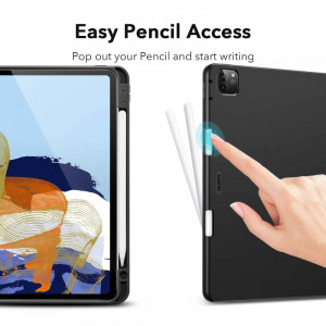 "ESR Rebound Pencil - iPad Pro 11"" (2021 / 2020) tok - fekete"