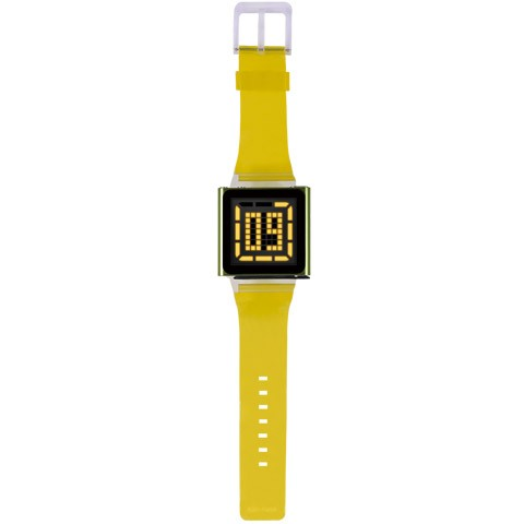 Ozaki iCoat Watch for Her - iPod Nano 6 karóra szíj - sárga