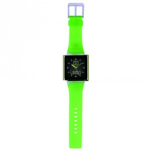 Ozaki iCoat Watch for Her - iPod Nano 6 karóra szíj - zöld
