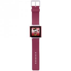 Ozaki iCoat Watch for Him - iPod Nano 6 karóra szíj - bordó