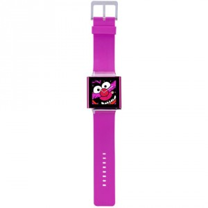 Ozaki iCoat Watch for Him - iPod Nano 6 karóra szíj - magenta