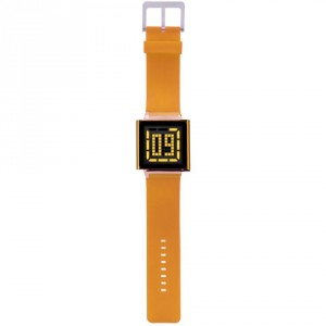 Ozaki iCoat Watch for Him - iPod Nano 6 karóra szíj - narancssárga