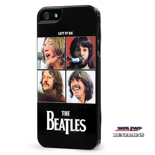 Benjamins - Beatles Let it Be iPhone 5 / 5S tok